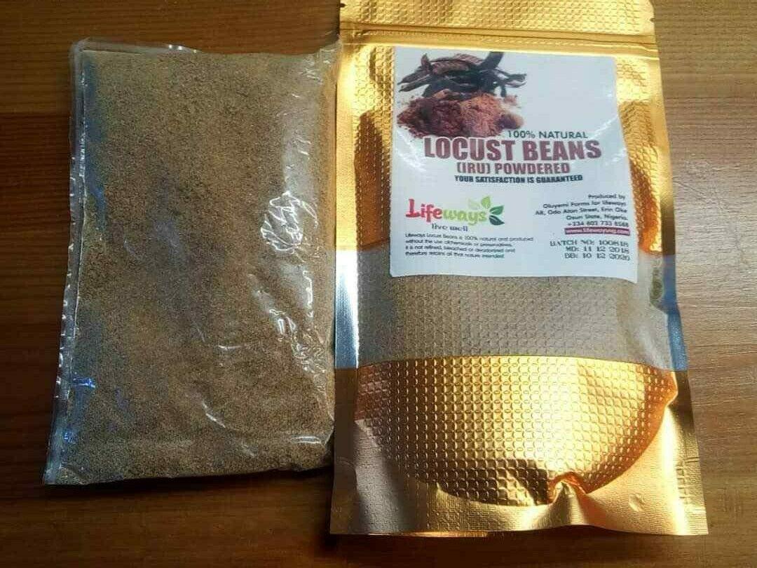 locust-beans-powder