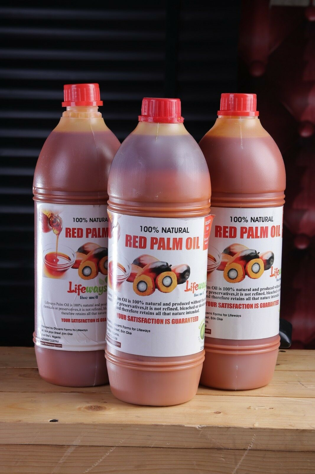 Palm Oil from Nigeria