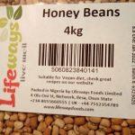 Honey beans