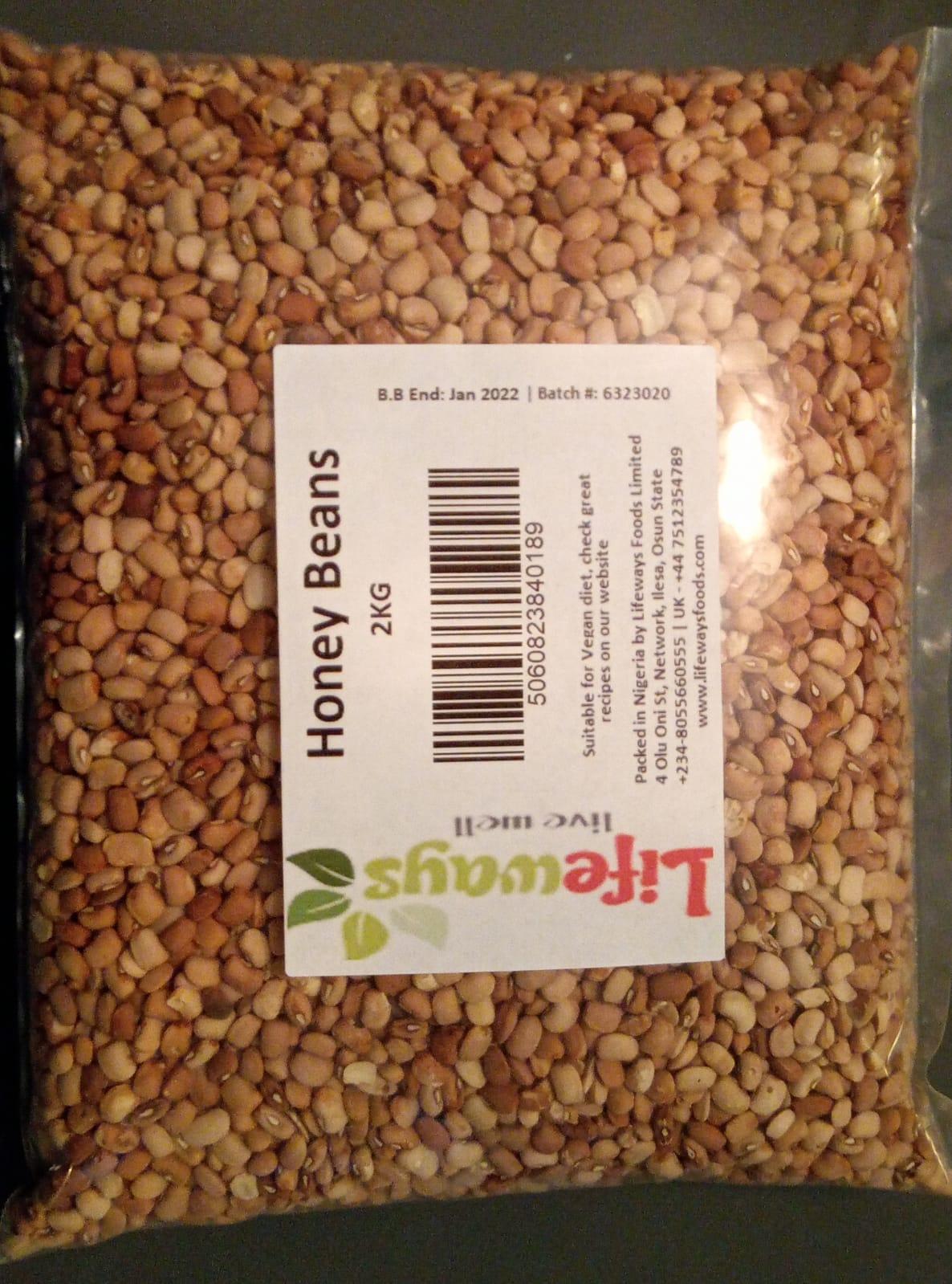 Honey Beans 2kg
